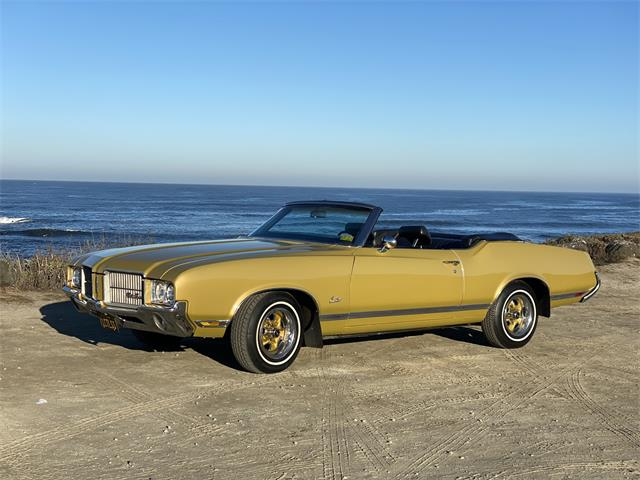 1971 Oldsmobile Cutlass Supreme (CC-1412667) for sale in San Carlos, California