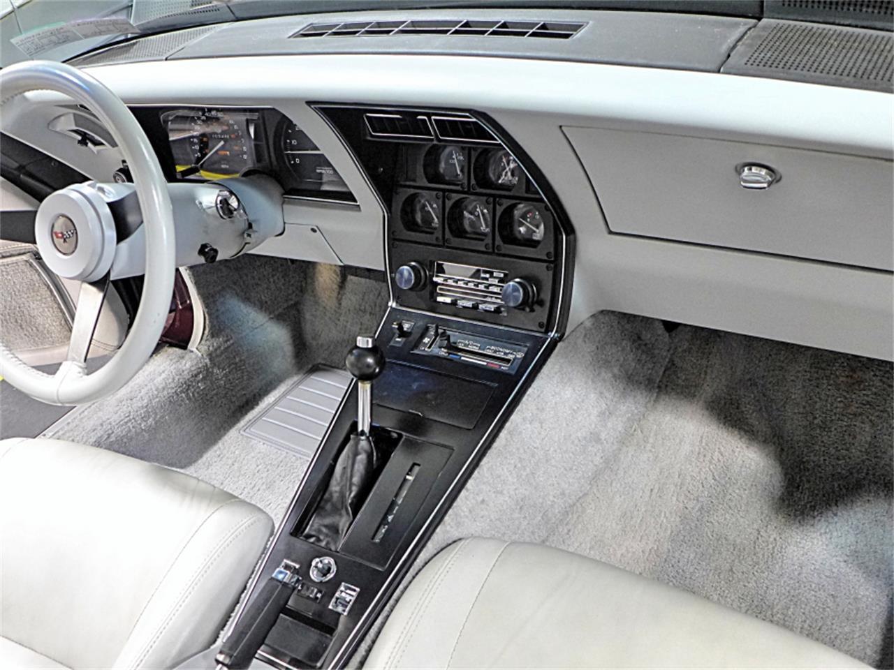 1982 Chevrolet Corvette (CC-1412678) for sale in Old Forge, Pennsylvania