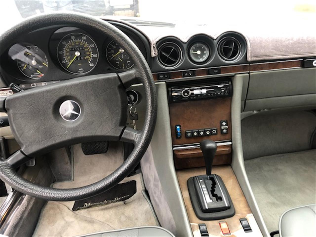 1985 Mercedes-Benz 380SL (CC-1412679) for sale in Riverside, California
