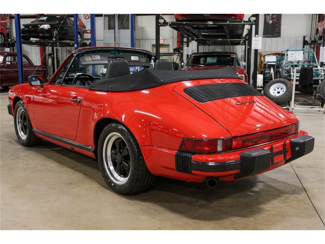 1985 Porsche 911 (CC-1412685) for sale in Kentwood, Michigan