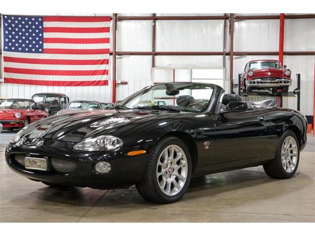 2001 Jaguar XKR (CC-1412686) for sale in Kentwood, Michigan