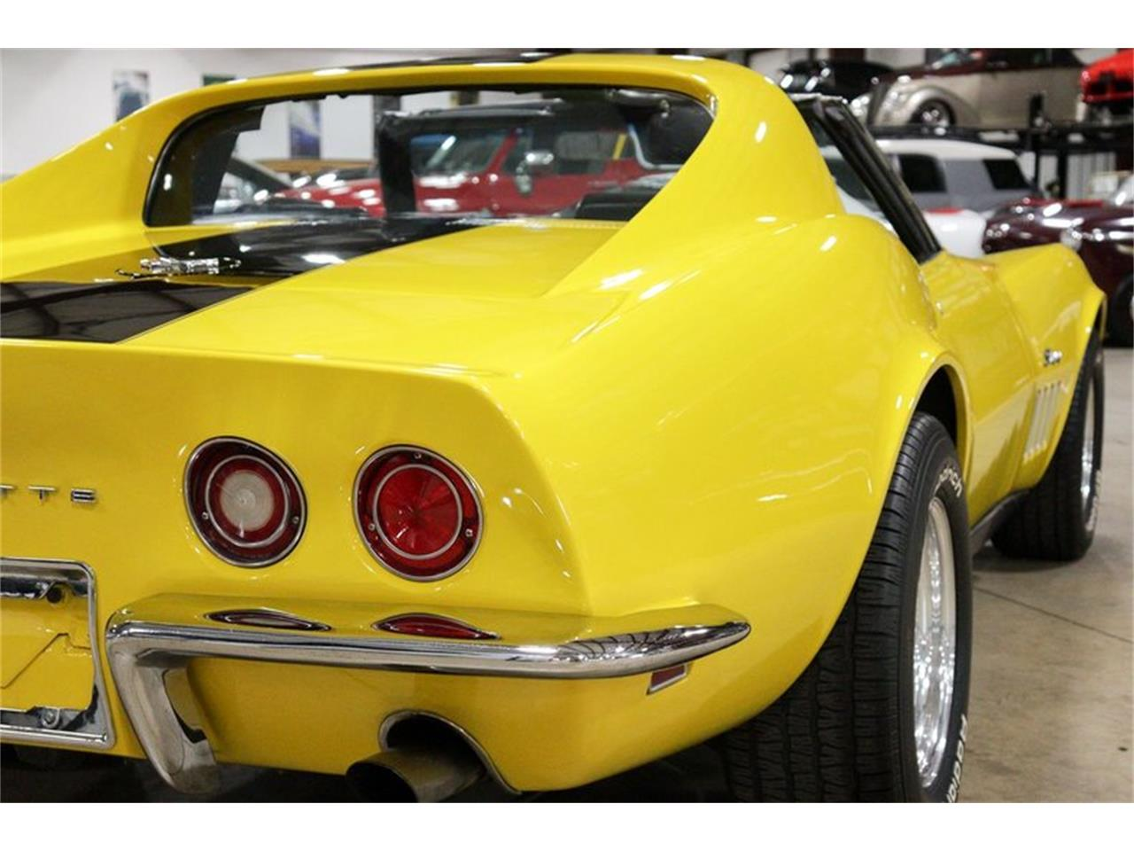 1969 Chevrolet Corvette (CC-1412689) for sale in Kentwood, Michigan