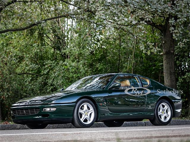 1996 Ferrari 456 (CC-1410269) for sale in London, United Kingdom