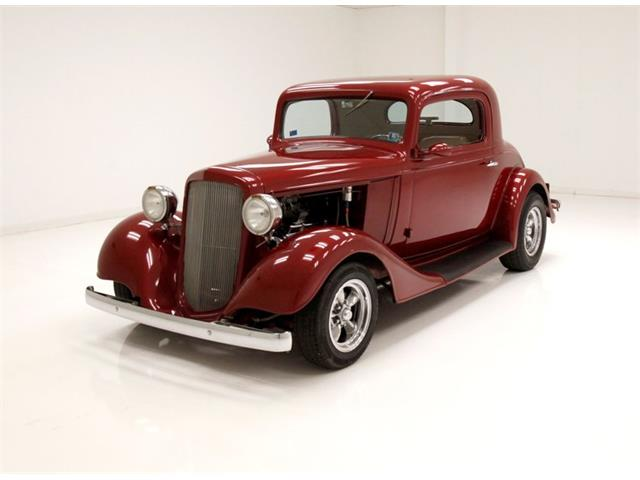 1935 Chevrolet 3-Window Coupe (CC-1412690) for sale in Morgantown, Pennsylvania
