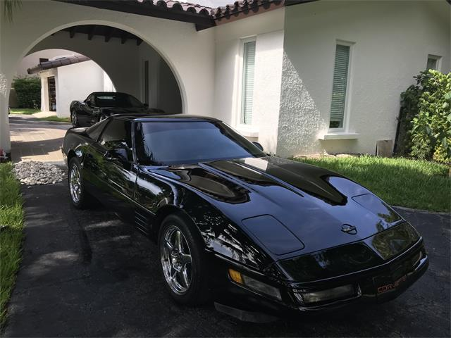 1992 Chevrolet Corvette (CC-1410027) for sale in Miami, Florida