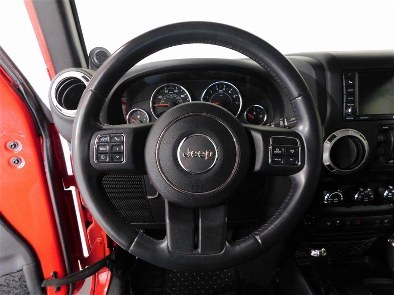 2014 Jeep Wrangler (CC-1412702) for sale in Hamburg, New York