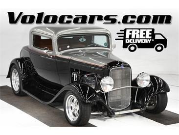 1932 Ford Custom (CC-1412708) for sale in Volo, Illinois
