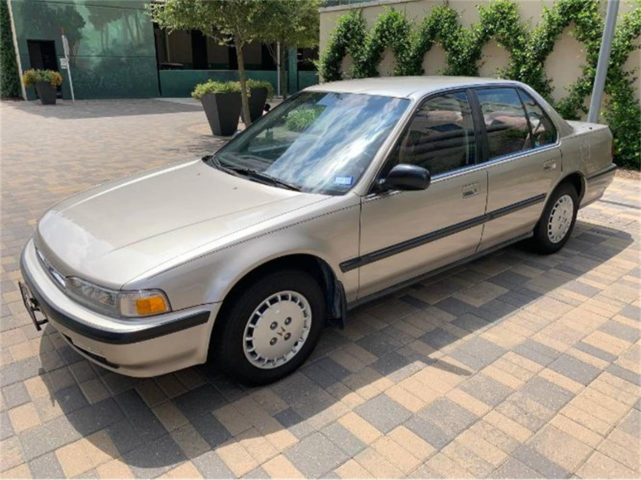 1990 Honda Accord (CC-1412711) for sale in Cadillac, Michigan