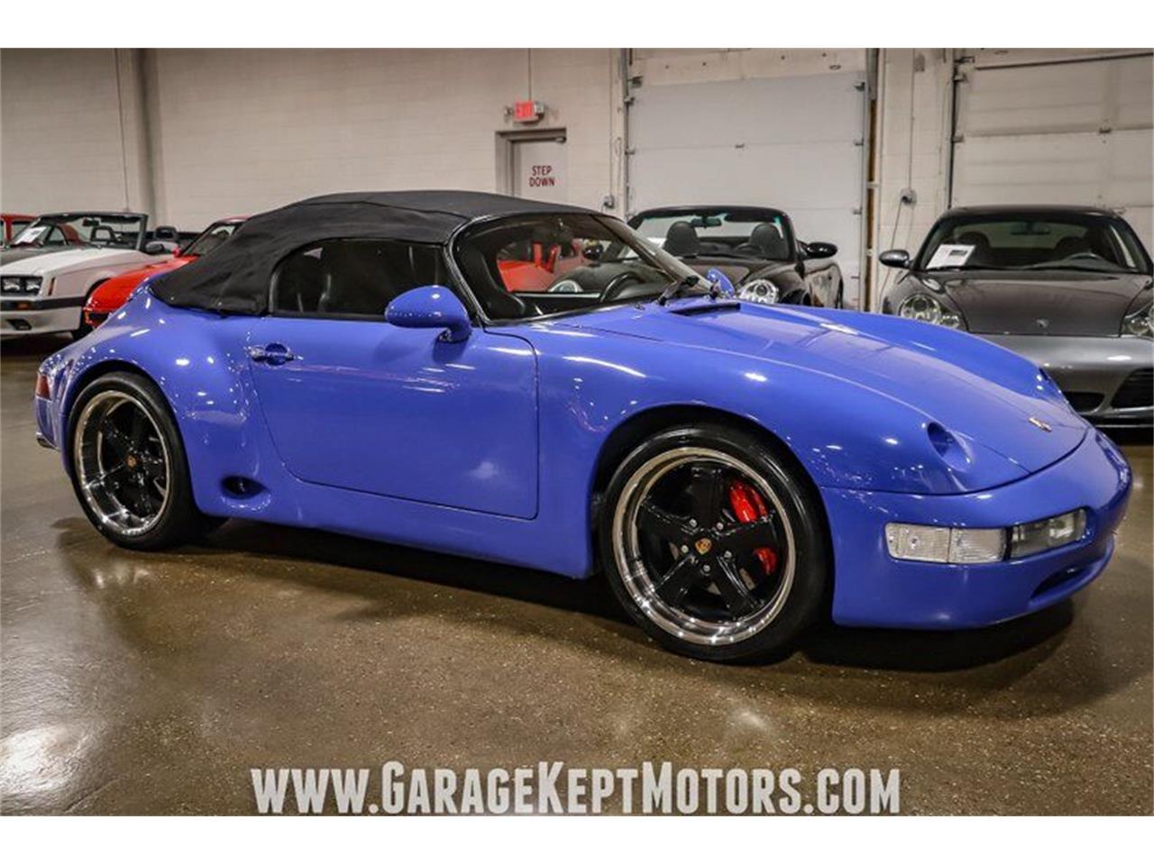 1994 Porsche 911 (CC-1412715) for sale in Grand Rapids, Michigan