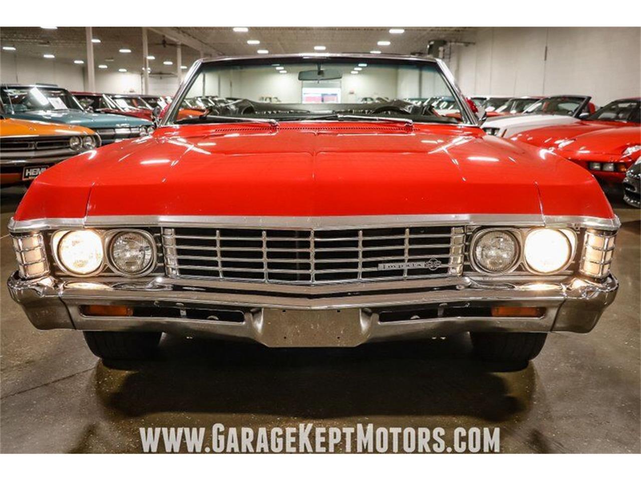 1967 Chevrolet Impala (CC-1412717) for sale in Grand Rapids, Michigan