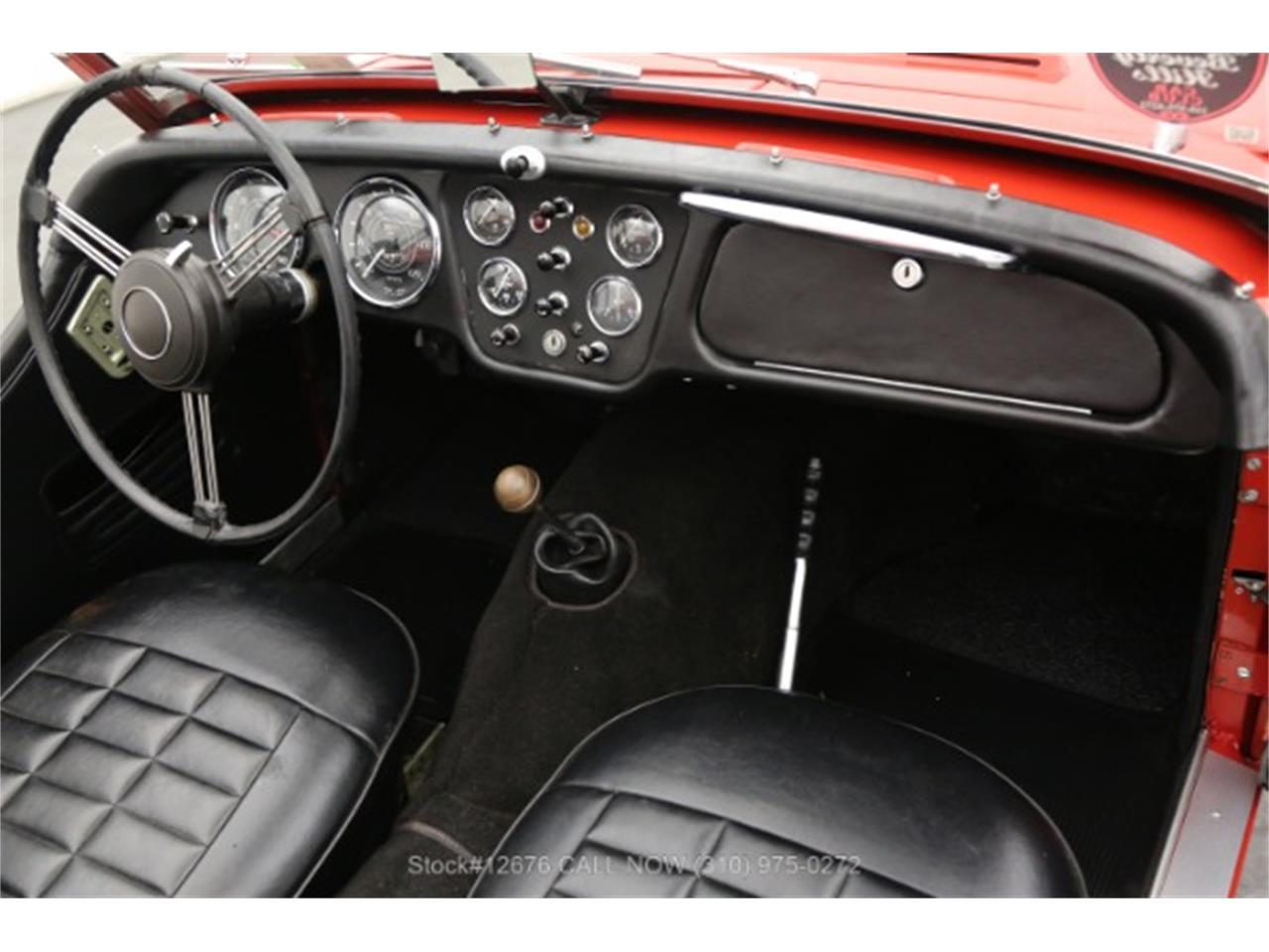 1960 Triumph TR3 (CC-1412718) for sale in Beverly Hills, California