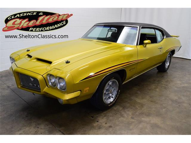1971 Pontiac GTO (CC-1412721) for sale in Mooresville, North Carolina