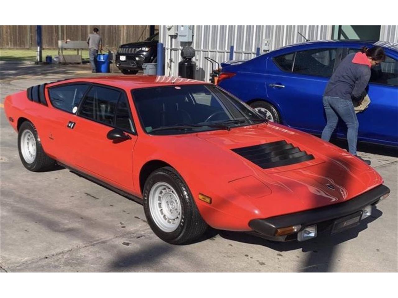 1976 Lamborghini Urraco P250 (CC-1412736) for sale in Cadillac, Michigan