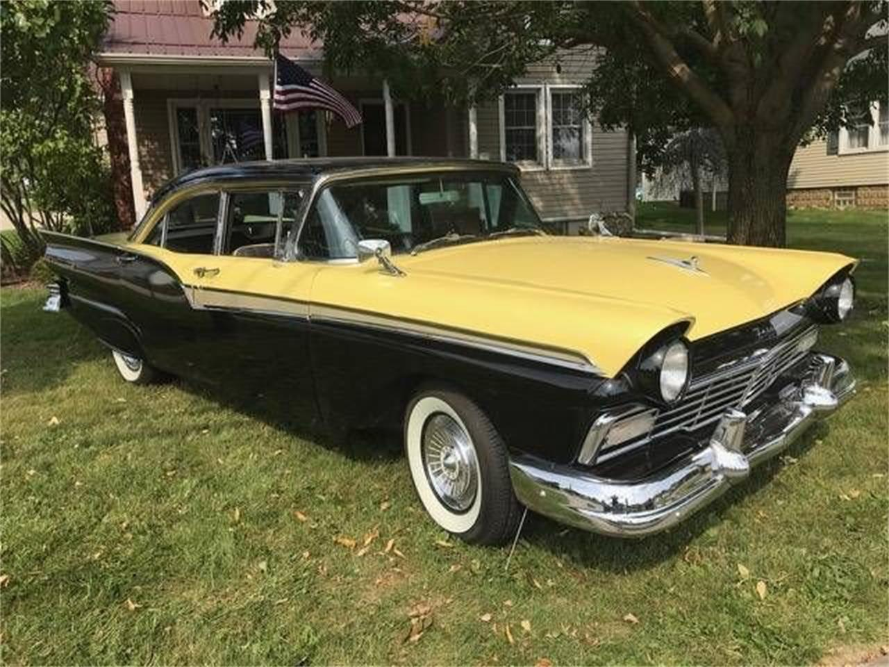 1957 Ford Fairlane (CC-1412737) for sale in Cadillac, Michigan