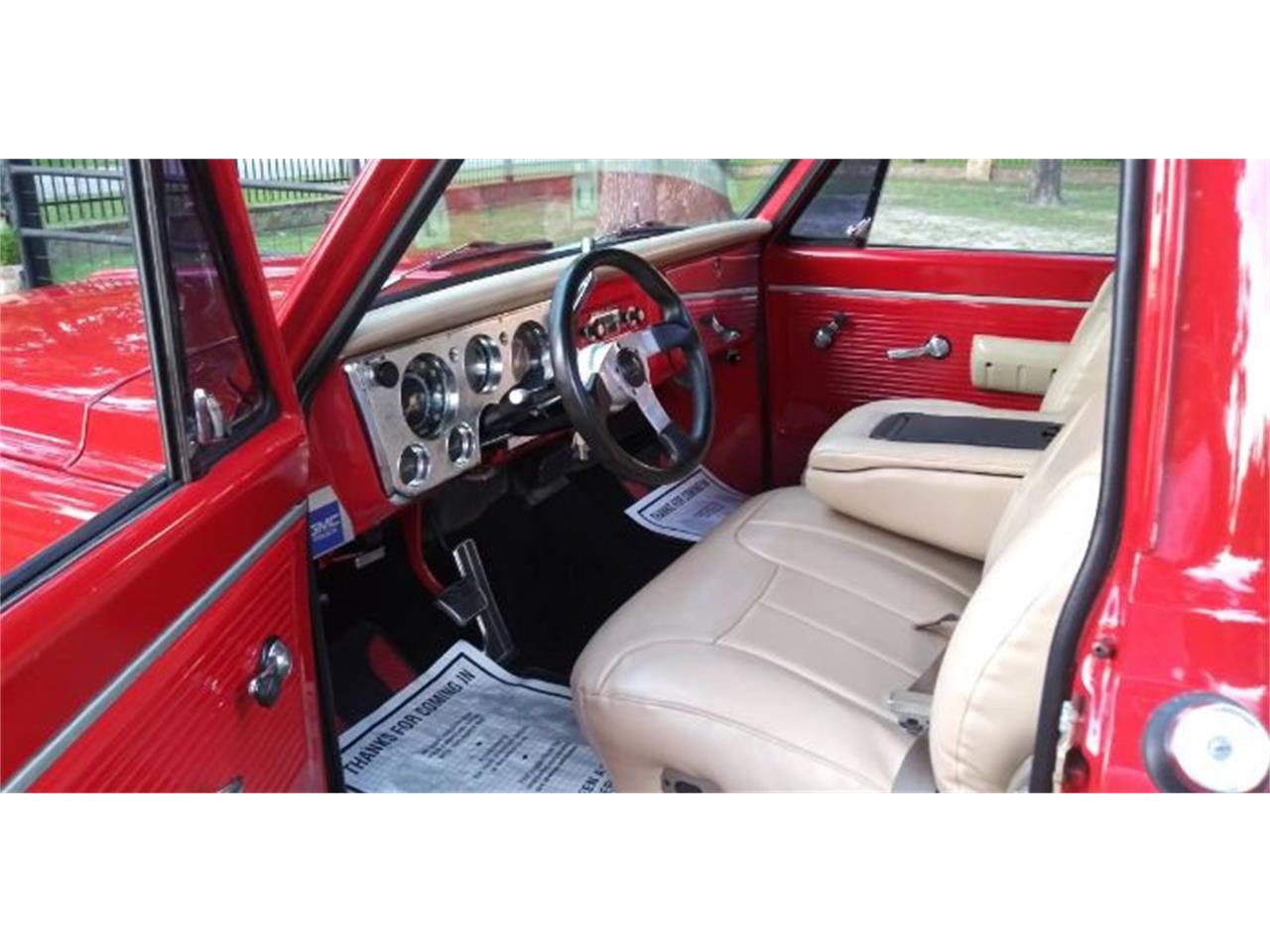 1969 GMC Pickup (CC-1412740) for sale in Cadillac, Michigan