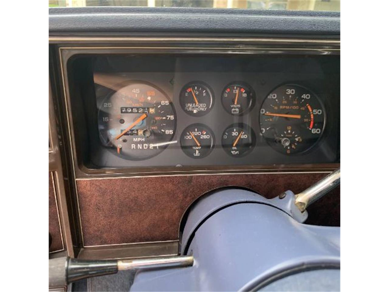 1984 Chevrolet Monte Carlo (CC-1412746) for sale in Cadillac, Michigan