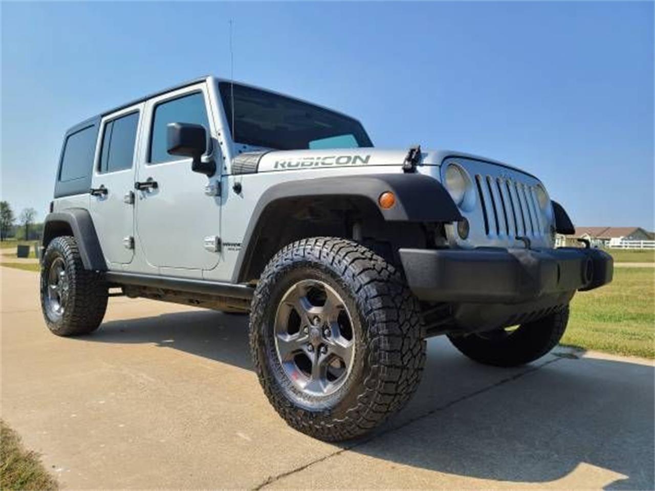 2012 Jeep Wrangler (CC-1412747) for sale in Cadillac, Michigan