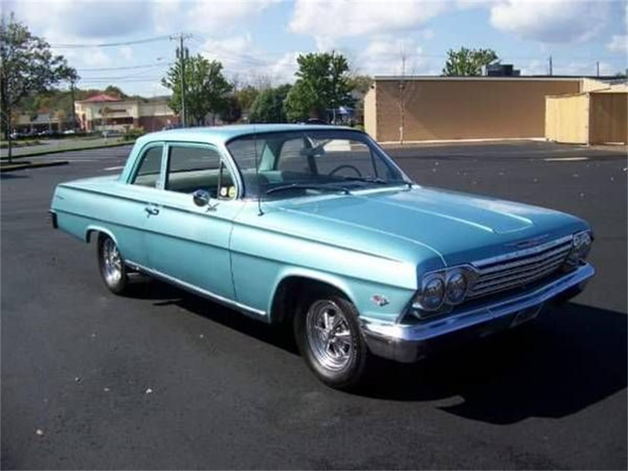 1962 Chevrolet Biscayne (CC-1412754) for sale in Cadillac, Michigan