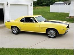1969 Chevrolet Camaro (CC-1412761) for sale in Greensboro, North Carolina