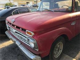 1966 Ford F100 (CC-1412766) for sale in Cadillac, Michigan