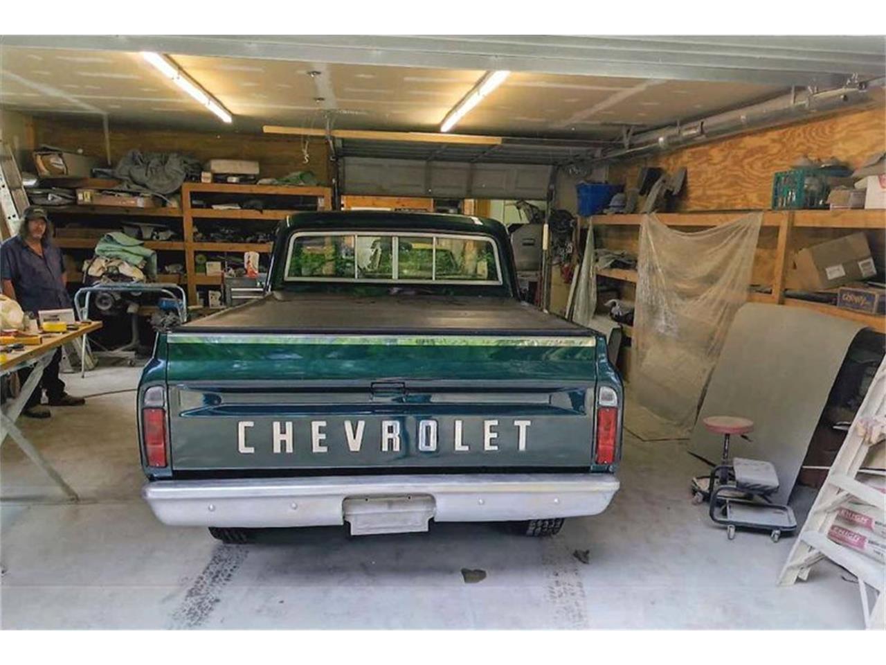 1972 Chevrolet Custom (CC-1412767) for sale in Greensboro, North Carolina