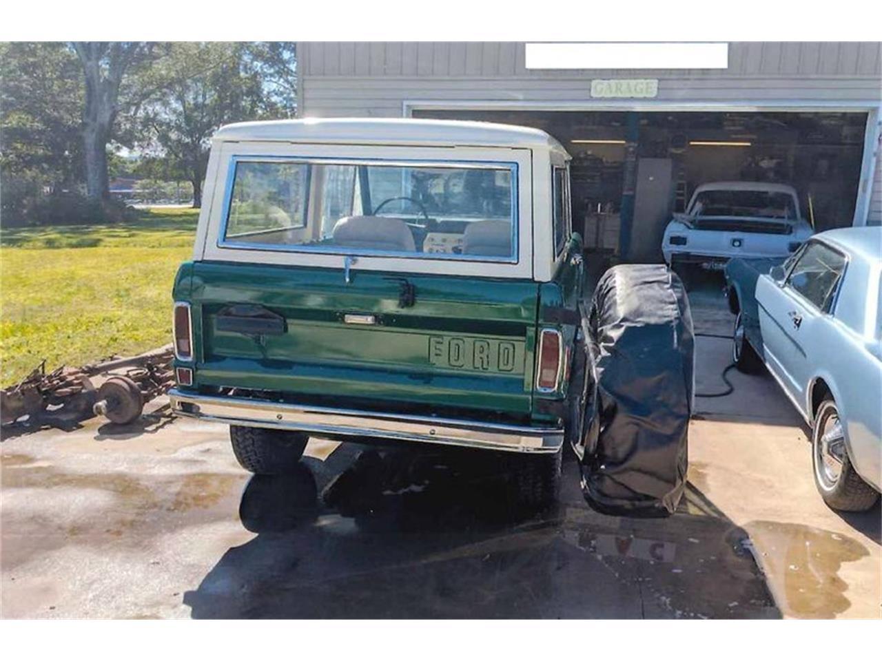 1977 Ford Bronco (CC-1412769) for sale in Greensboro, North Carolina