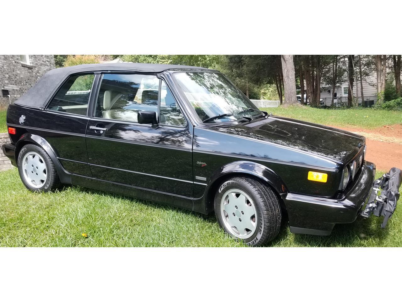 1993 Volkswagen Convertible (CC-1410278) for sale in Asheville, North Carolina
