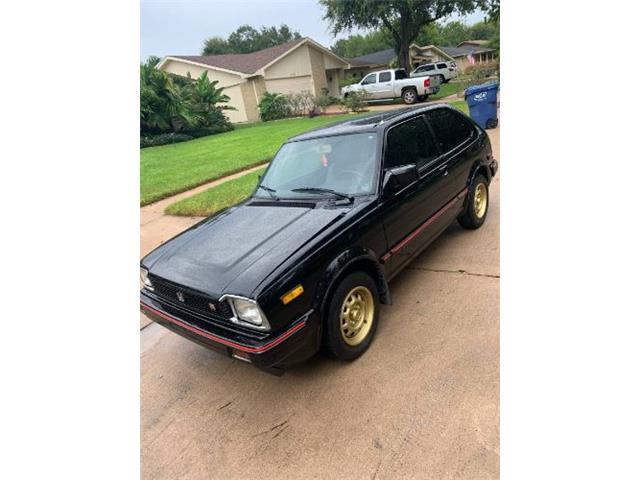 1983 Honda Civic (CC-1412783) for sale in Cadillac, Michigan