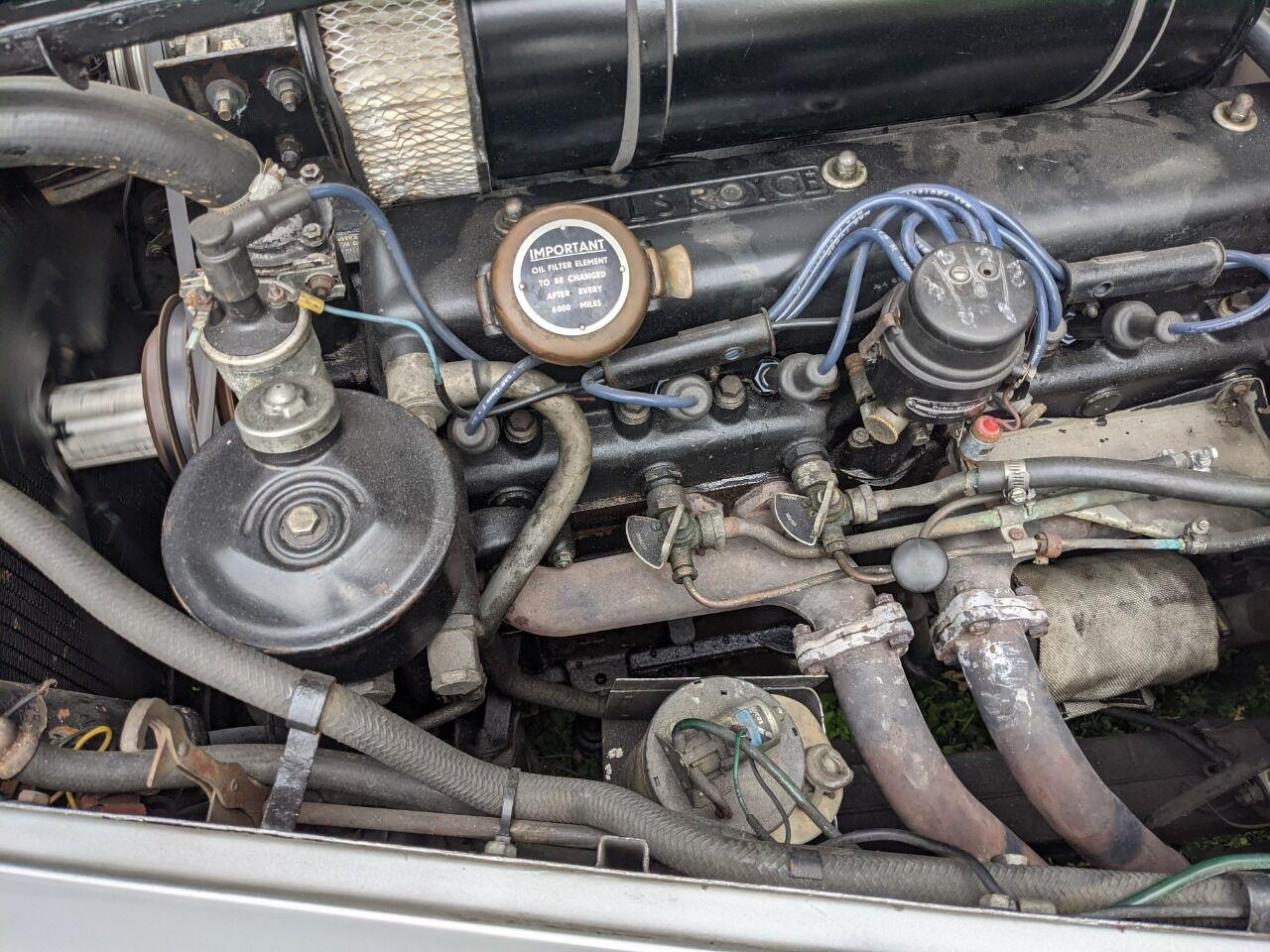 1958 Rolls-Royce Silver Cloud (CC-1412784) for sale in Stanley, Wisconsin