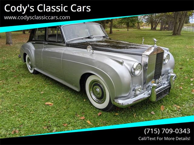 1958 Rolls-Royce Silver Cloud (CC-1412784) for sale in Stanley, Wisconsin