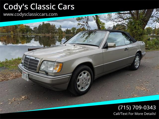 1995 Mercedes-Benz E-Class (CC-1412788) for sale in Stanley, Wisconsin