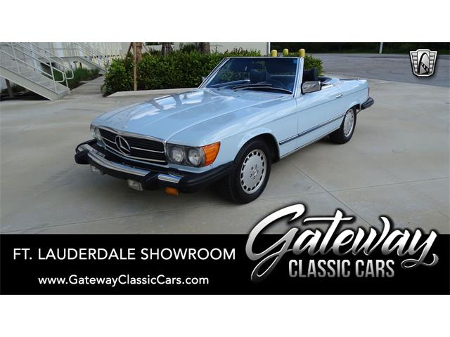 1978 Mercedes-Benz 450SL (CC-1412797) for sale in O'Fallon, Illinois