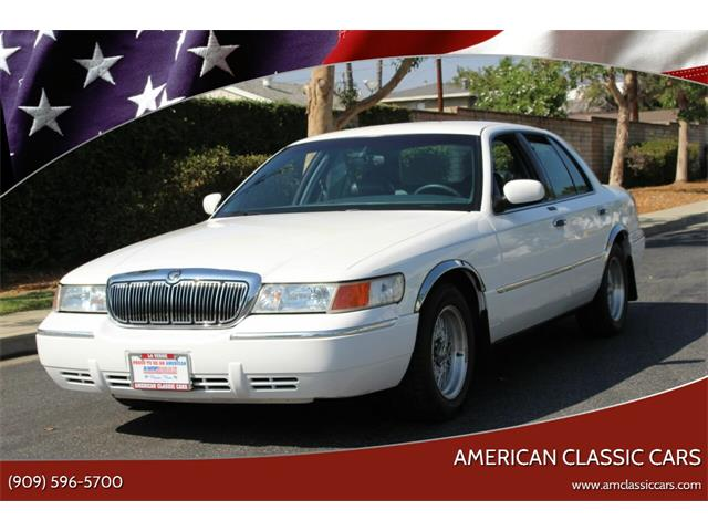 1998 Mercury Grand Marquis (CC-1412798) for sale in La Verne, California