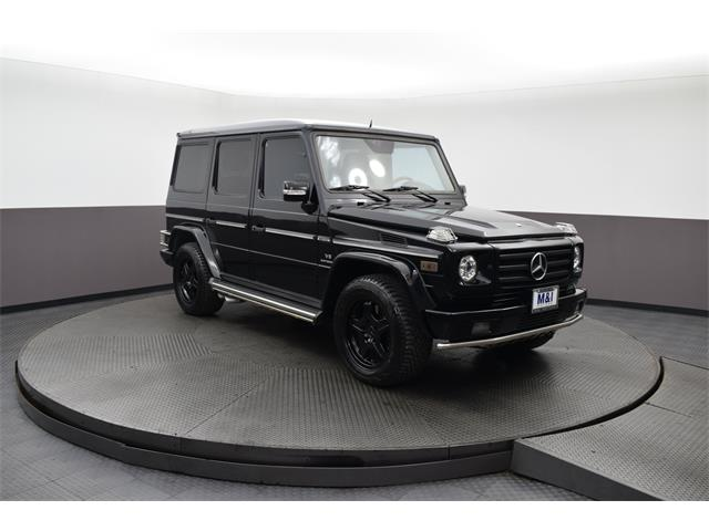 2005 Mercedes-Benz G-Class (CC-1410280) for sale in highland park, Illinois