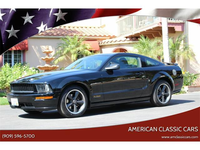 2008 Ford Mustang GT (CC-1412801) for sale in La Verne, California