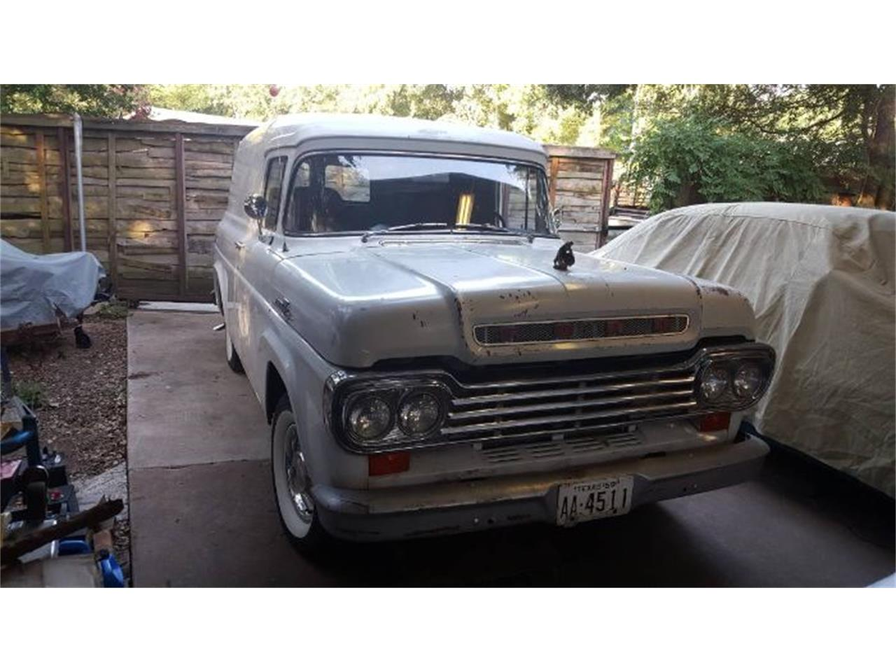 1959 Ford F100 (CC-1412807) for sale in Cadillac, Michigan
