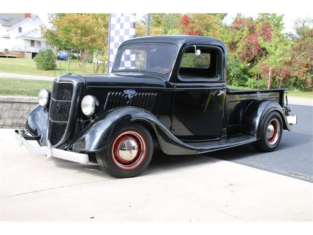 1935 Ford F100 (CC-1412811) for sale in Hilton, New York