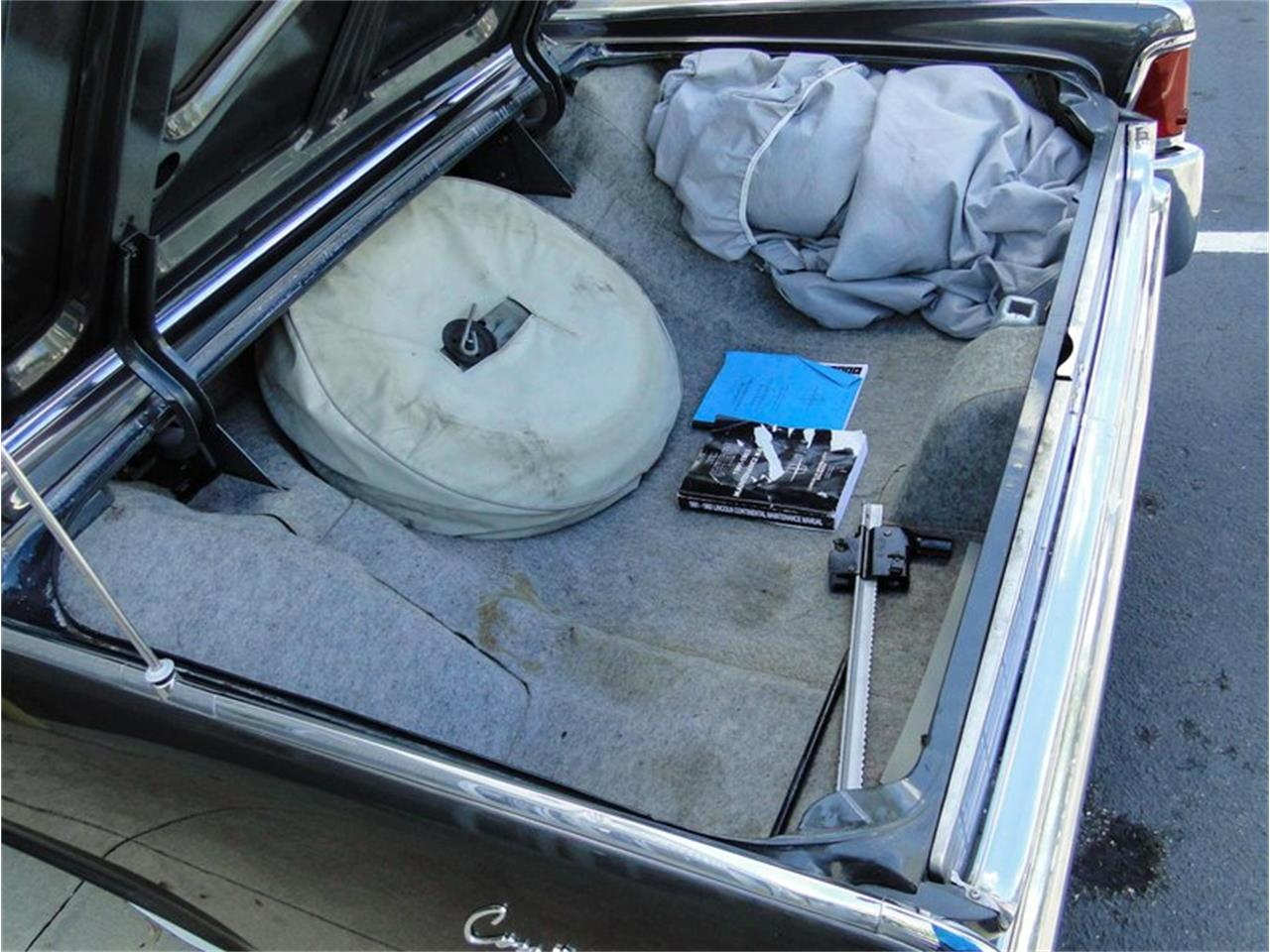 1962 Lincoln Continental (CC-1412815) for sale in Palmetto, Florida