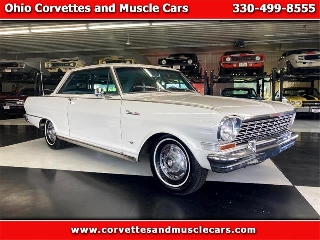 1964 Chevrolet Chevy II Nova (CC-1412816) for sale in North Canton, Ohio