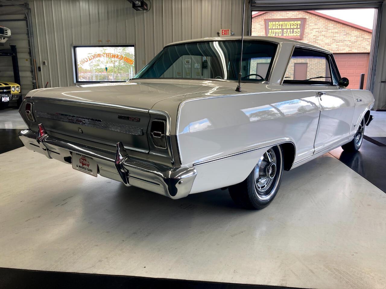 1964 Chevrolet Chevy II Nova (CC-1412816) for sale in North Canton, Ohio