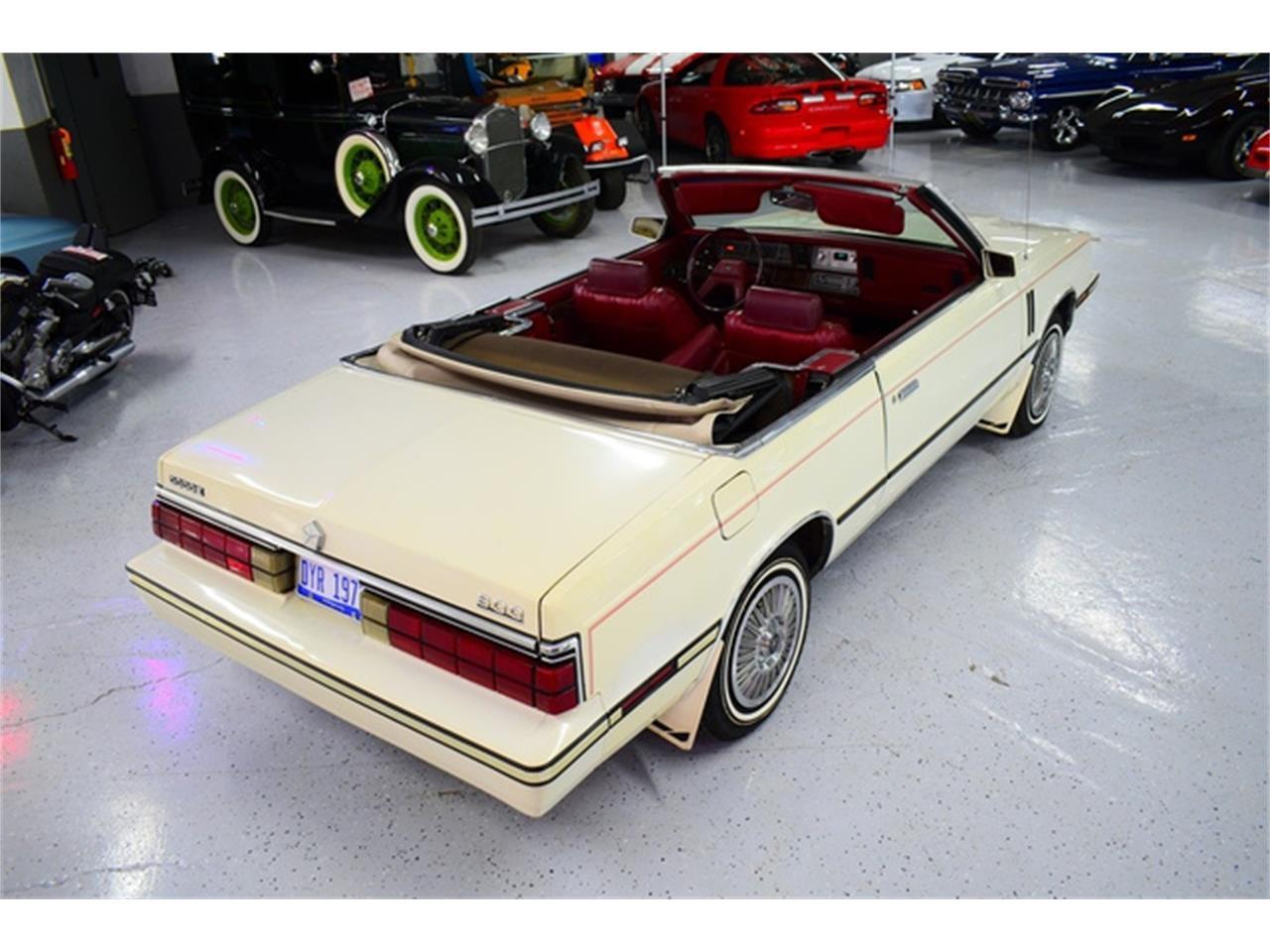 1985 Dodge 600 Series (CC-1412819) for sale in Wayne, Michigan