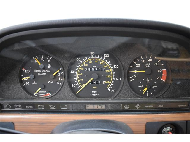 1987 Mercedes-Benz S420 (CC-1410282) for sale in highland park, Illinois