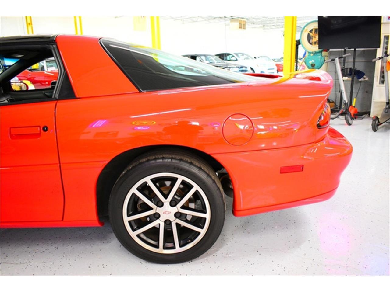 2002 Chevrolet Camaro (CC-1412821) for sale in Wayne, Michigan