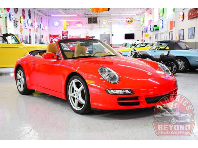 2006 Porsche 911 (CC-1412824) for sale in Wayne, Michigan