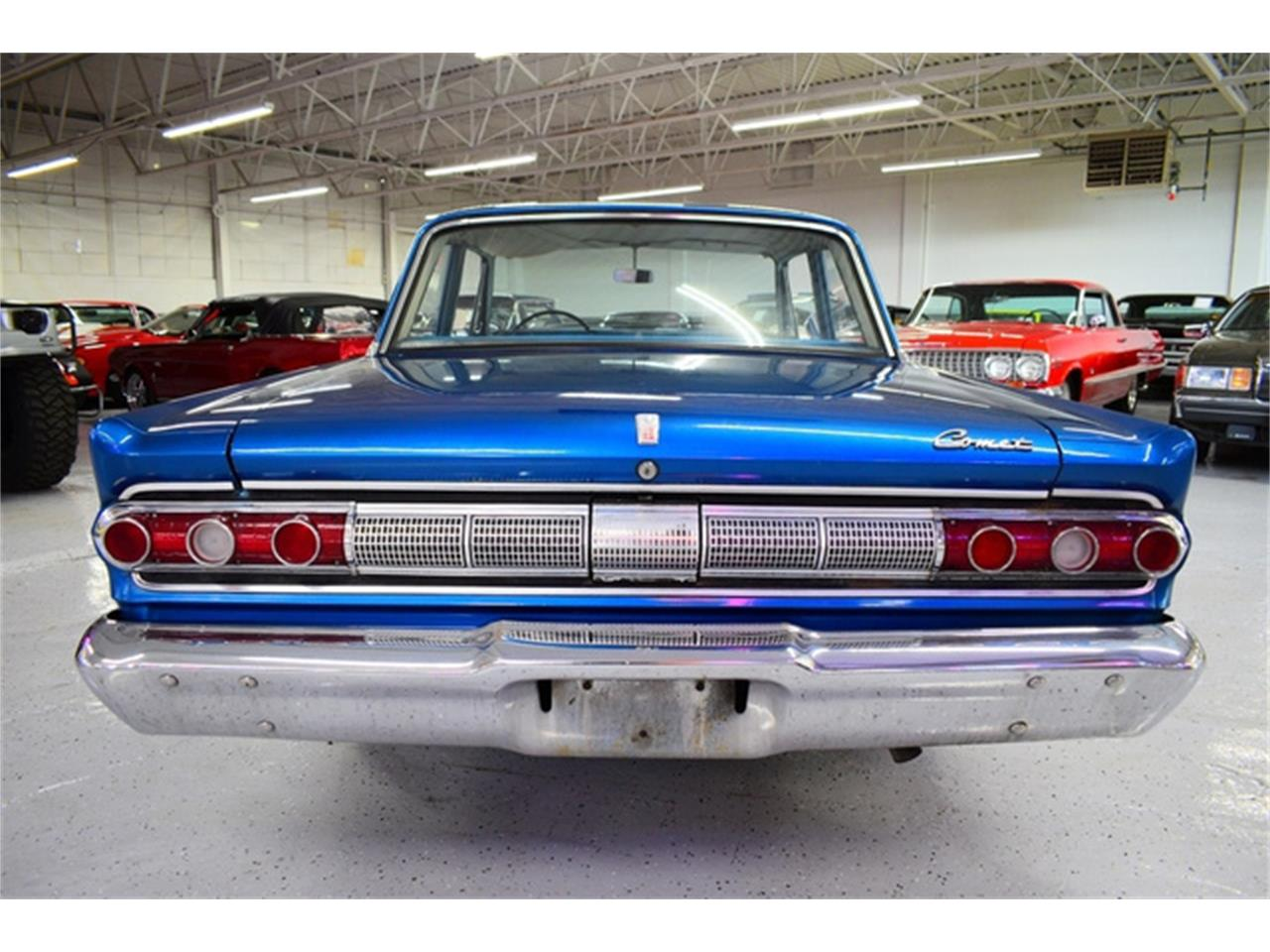 1964 Mercury Comet (CC-1412826) for sale in Wayne, Michigan
