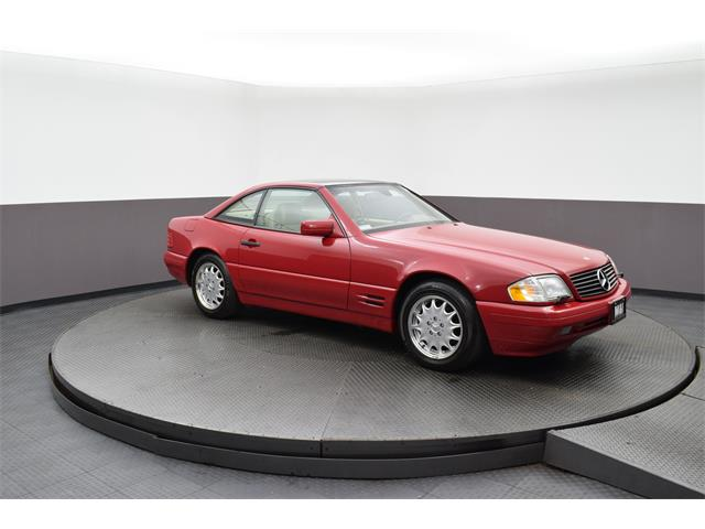 1998 Mercedes-Benz SL500 (CC-1410283) for sale in highland park, Illinois