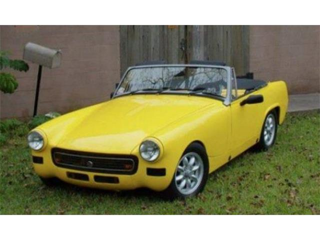 1979 MG Midget (CC-1412831) for sale in Cadillac, Michigan