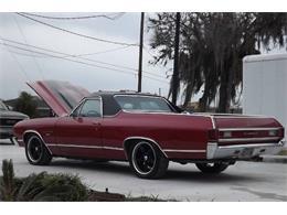 1972 Chevrolet El Camino (CC-1412832) for sale in Cadillac, Michigan