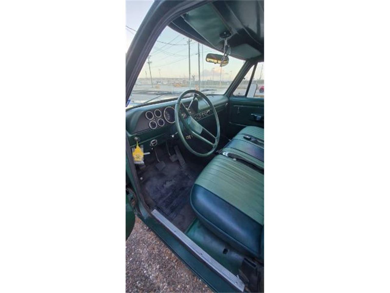 1972 Dodge D100 (CC-1412833) for sale in Cadillac, Michigan