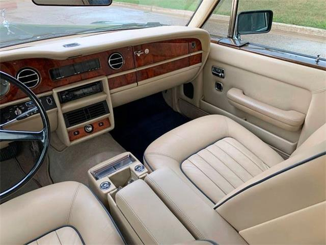 1983 Rolls-Royce Silver Spur (CC-1412839) for sale in Carey, Illinois